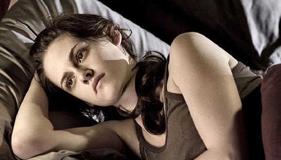 La primera vez que Edward veló el sueño de Bella ella tuvo una pesadilla con él (Foto: Summit Entertainment)