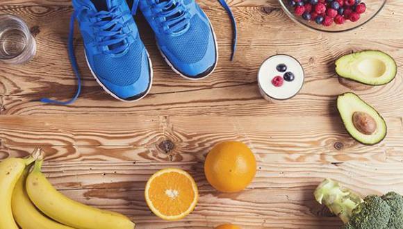"""""""Receta"""" para bajar de peso: deporte y comida saludable"""