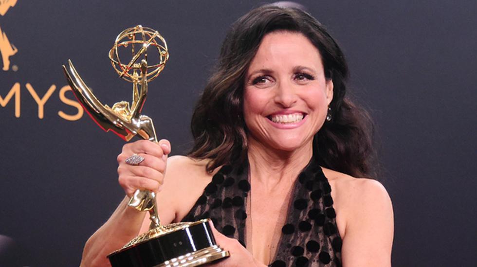 Julia Louis Dreyfus y el discurso que dio que hablar en el Emmy - 2