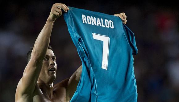 Florentino Pérez confirmó que Cristiano Ronaldo no volverá al Real Madrid | Foto: AFP