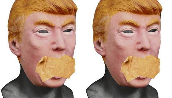 """""""Los demócratas saben que Trump tratará de presentarlos como obstruccionistas"""". (Ilustración: Giovanni Tazza)"""