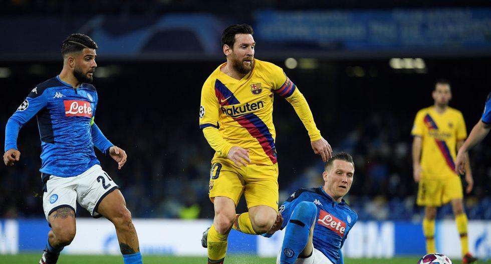 Ambos equipos dejaron todo en el campo de juego. (AFP)