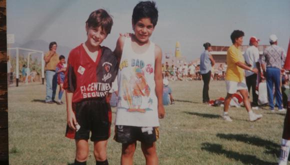 """""""Cuando Messi lustró su chimpún en el Callao"""", por Pedro Canelo"""