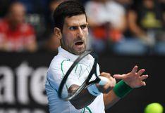 Schwartzman no pudo ante Djokovic, serbio avanzó a cuartos del Australian Open 2020