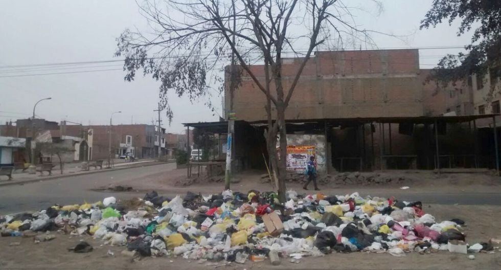 Basura en Lima: lectores denuncian mal control de residuos - 1