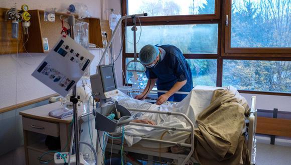 Coronavirus en Francia | Últimas noticias | Último minuto: reporte de infectados y muertos hoy, martes 23 de noviembre del 2020. (PATRICK HERTZOG / AFP).