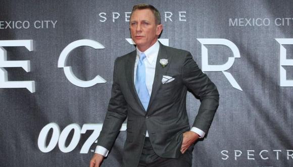 """""""James Bond"""": Daniel Craig será operado tras sufrir lesión durante la filmación de la película. (Foto: EFE)"""