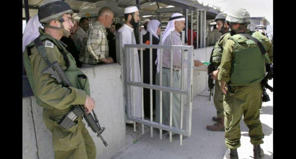Israel impide entrada en Gaza a delegación de la Unión Europea