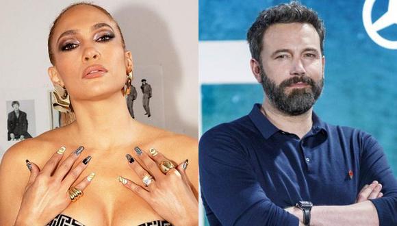 """Jennifer Lopez quiere un """"proyecto de vida"""" en común junto a Ben Affleck y trabaja arduamente en ello. (Foto: @lacarba Instagram / AFP)"""