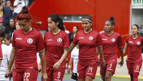 Universitario logró el título nacional del 2019. (Foto Violetas Ayasta / GEC)