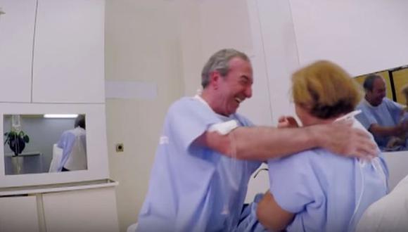 José Luis Perales dio sorpresa a fanática con cáncer [VIDEO]