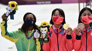Cambio en los protocolos: medallistas podrán celebrar sin mascarilla en Tokio 2020