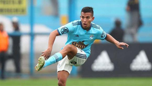 ¿Compañero de Guerrero? Martín Távara estaría cerca de ser nuevo jugador del Inter de Porto Alegre, según ESPN (Foto: GEC)