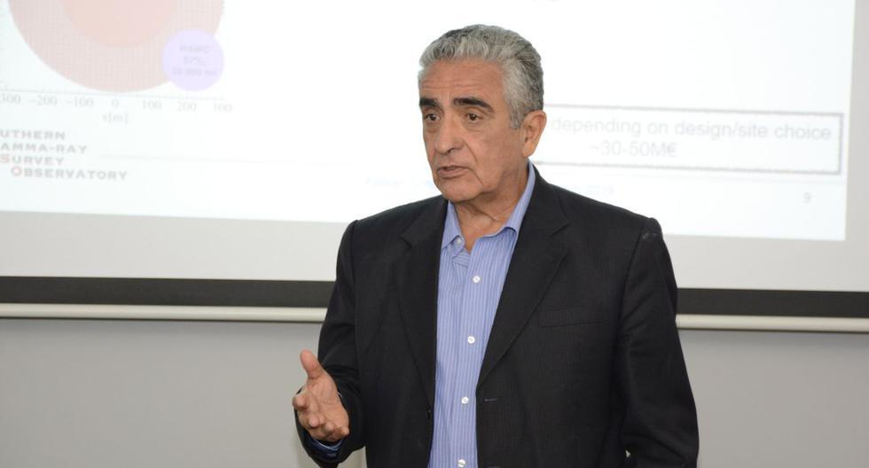 Las decisiones de qué investigación financiar se basarán en nuestras políticas de CTI, dice el doctor Benjamín Marticorena. (FOTO: Concytec)