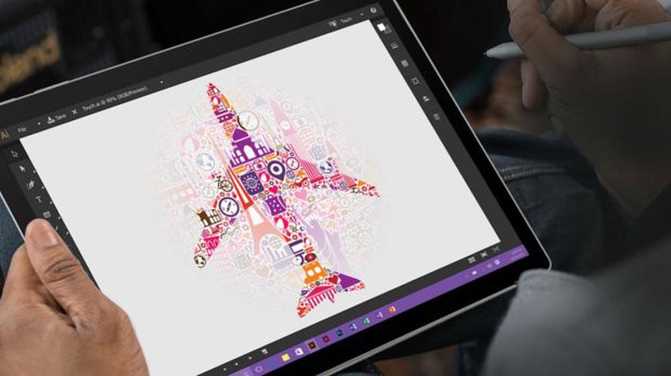 Microsoft lanza su primera laptop Surface Book - 2