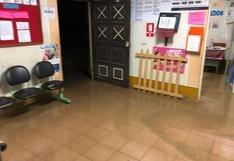 Huancavelica: intensa lluvia inundó centro de salud de Quishuar | FOTOS