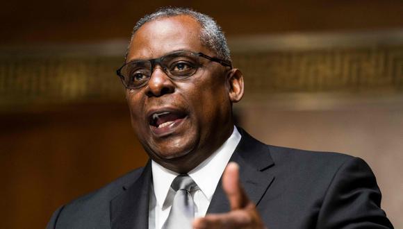Lloyd Austin se convierte oficialmente en el primer afroamericano en encabezar el Pentágono en Estados Unidos, tras una votación histórica en el Senado. (Foto de archivo: AFP)