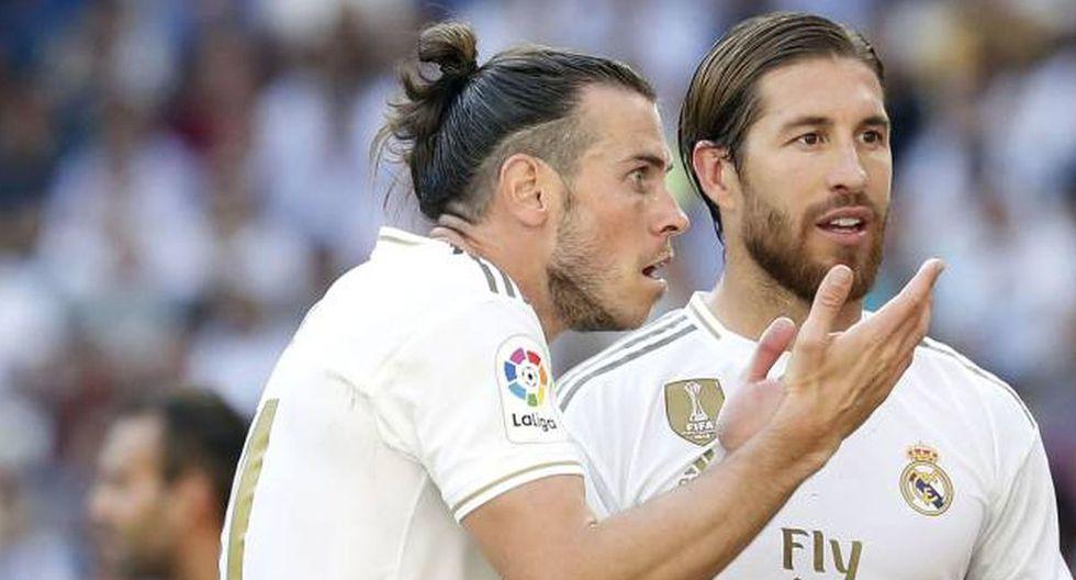 Sergio Ramos, Gareth Bale y James Rodríguez no entran en la convocatoria contra Sevilla por LaLiga. (Foto: Agencias)