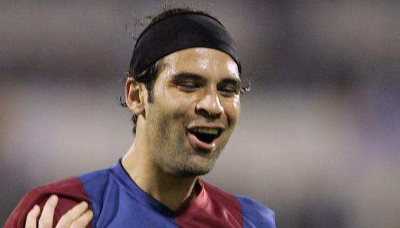 Rafa Márquez fue jugador de Barcelona entre el 2003 y 2010. (Foto: AFP)