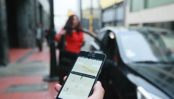 Apps de taxi