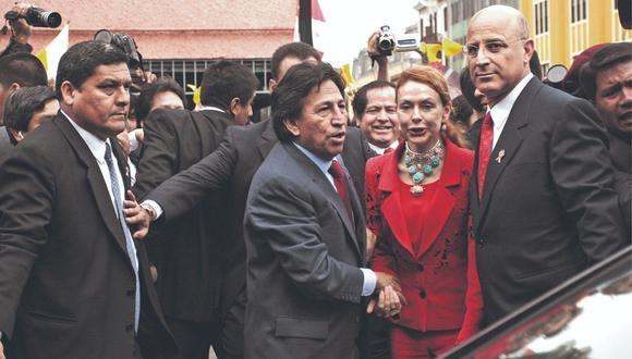 Caso Eocteva: Declaran reos contumaces a Alejandro Toledo, Elinae Karp y Avi Dan On