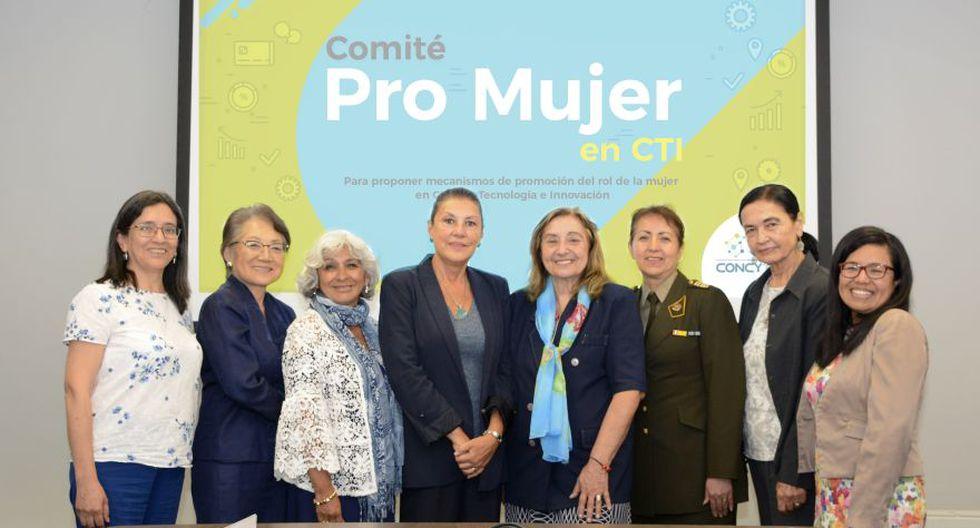 El Comité Pro Mujer en CTI estará vigente hasta diciembre de 2019 y podría ser prorrogado. (Foto: Difusión)