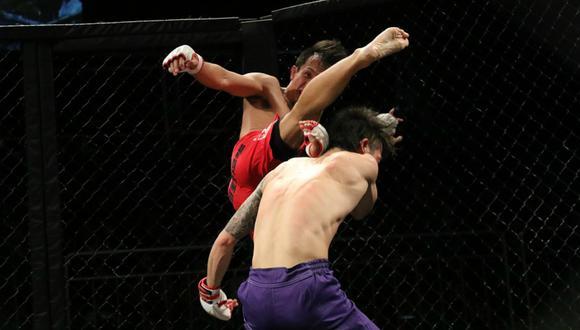 Se hizo viral en YouTube la espectacular maniobra del luchador Davy Gallon para vencer a Ross Pearson. (Foto: Referencial/Pixabay)