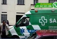 Lince: congestión vehicular genera molestias a diario (VIDEO)
