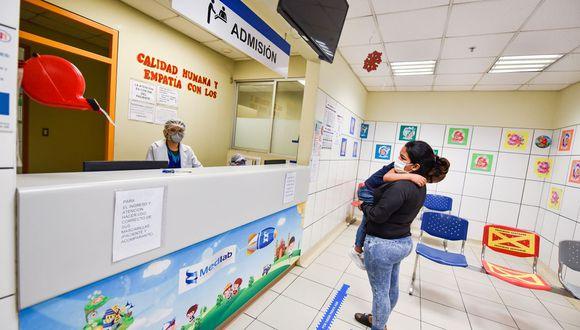 Los pacientes deberán llegar al INSN de San Borja 30 minutos antes de la cita médica. (Difusión)