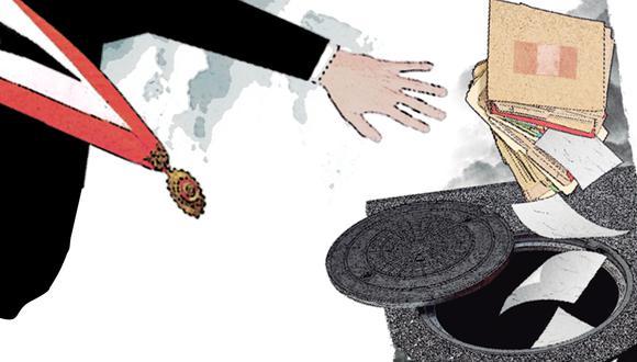 Ilustración: Rolando Pinillos para El Comercio.