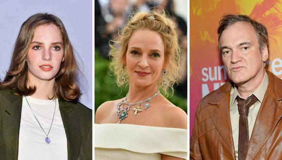 Hija de Uma Thurman actuará en película de Tarantino | Foto: AFP
