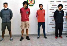 Surco: dictan nueve meses de prisión preventiva para los cinco sujetos acusados de violar a joven