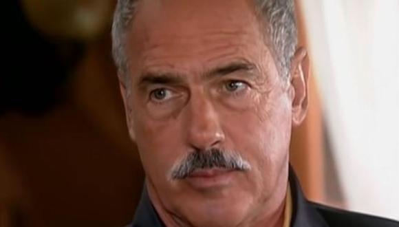 Andrés García habló de algunas razones del veto de las casas televisoras  (Foto: Captura de Telemundo)