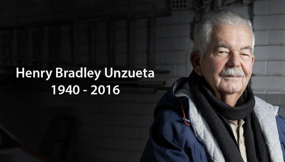 Falleció Henry Bradley, la leyenda de Caminos del Inca