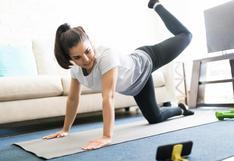 ¿Qué ejercicios puedes hacer para mantenerte activo en casa?
