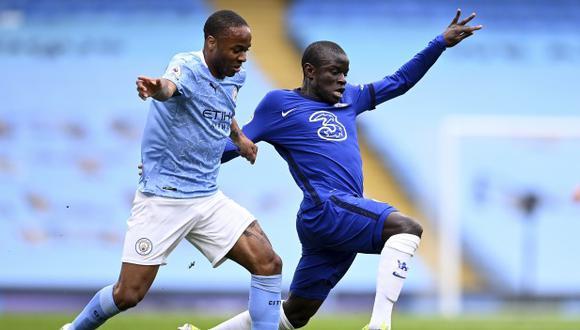 Manchester City y Chelsea definirán al ganador de la Champions League en Portugal. (Foto: AP)