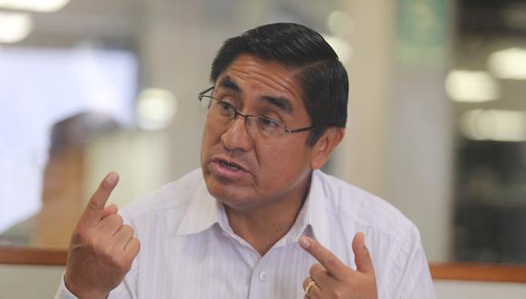 Desde octubre del 2018, el destituido exmagistrado tiene un orden de captura internacional por parte del Estado peruano debido a las referidas investigaciones en su contra. (Foto: GEC)