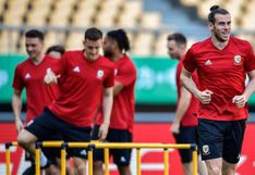 Gareth Bale ha entrenado con normalidad en la selección de Gales de cara a las Eliminatorias de la Eurocopa 2020
