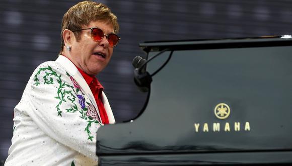 El joven planeó un atentado contra un concierto de Elton John en Hyde Park por el aniversario de los ataques en EE.UU. del 11 de septiembre de 2001. (Foto: AFP)