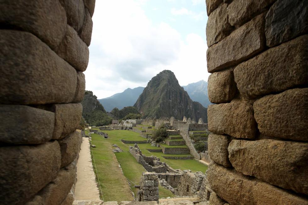 Machu Picchu volvió a abrir sus puertas al turismo en medio de la pandemia del COVID-19. Desde el 1 de marzo, se reiniciaron las visitas a la ciudadela inca.(Foto: Alessandro Currarino /El Comercio)