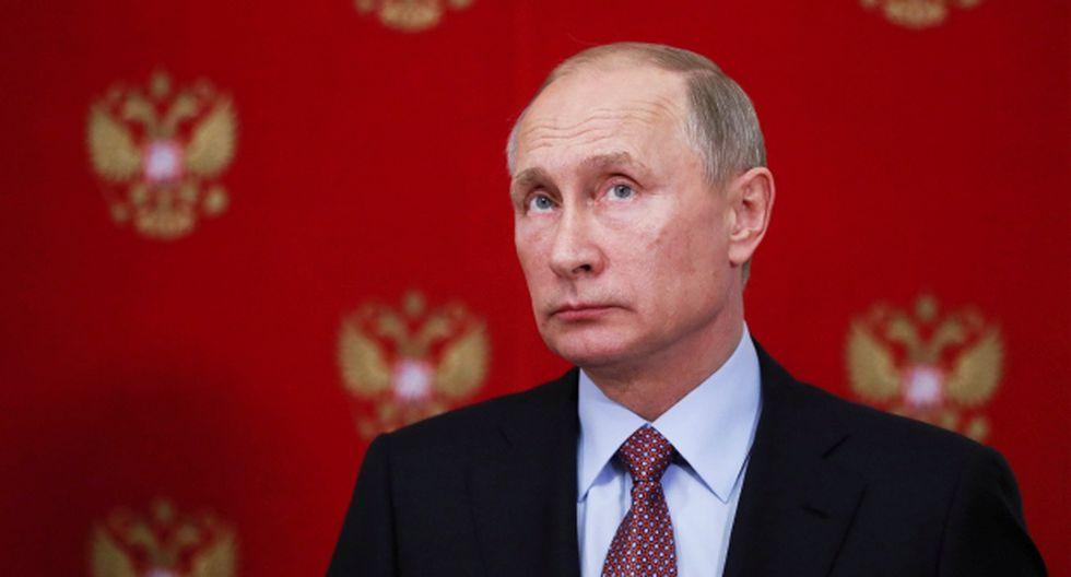 Vladimir Putin, presidente de Rusia. (Foto: Reuters)