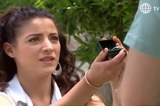 DVAB: Sofía le propuso matrimonio a Alex ¿aceptará?