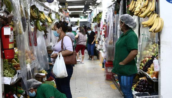 De los 532 productos que componen la canasta familiar, 214 productos reportaron alza de precios. (Foto: Jesus Saucedo / GEC)