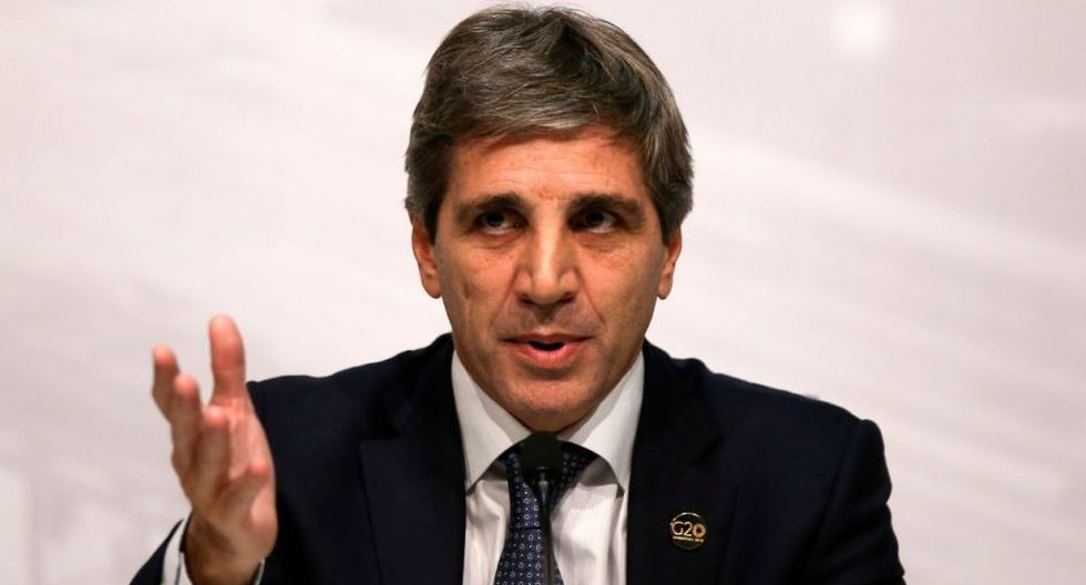 Luis Caputo, ex director del Banco Central de Reserva de Argentina (Foto: LA)