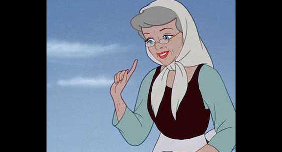 Disney: así serían las princesas en su vejez  - 4