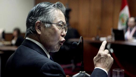 Alberto Fujimori fue procesado y sentenciado por diversos delitos desde corrupción hasta violaciones a los derechos humanos (Foto: EFE/Paolo Aguilar)