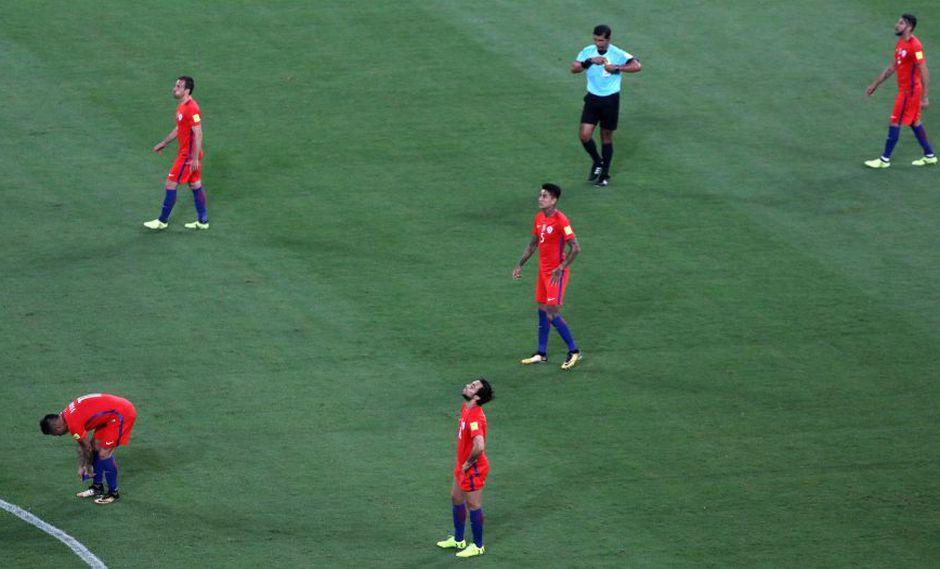 YouTube: los relatos chilenos y qué dijeron del 1-1 en Lima. (Foto: Agencias)