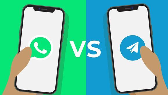 ¿En qué se diferencian? Conoce mucho más de estas aplicaciones en esta batalla épica. (Foto: Juatch)