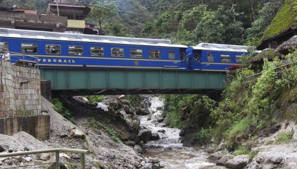 Cusco: chileno fue atropellado por tren al tomarse un selfie