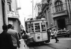 Archivo del Decano: el tranvía en el recuerdo